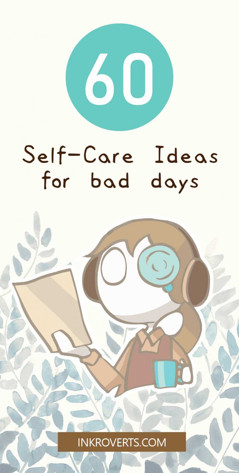 self care ideas for bad days